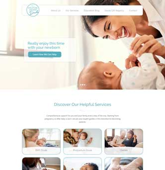 Helping Hands Doula image
