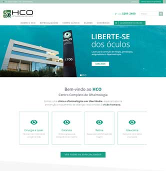 HCO Centro Completo de Oftalmologia