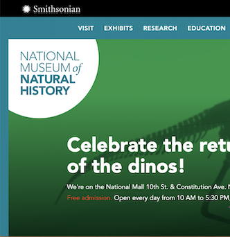 Smithsonian National Museum of Natural History image
