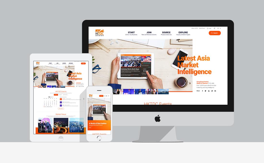 HKTDC Main Website