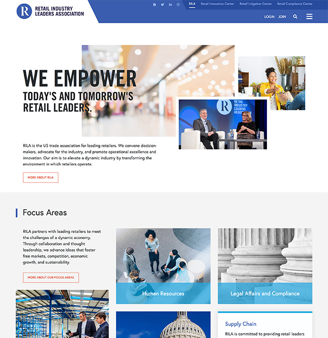 Retail Industry Leaders Association (RILA) image