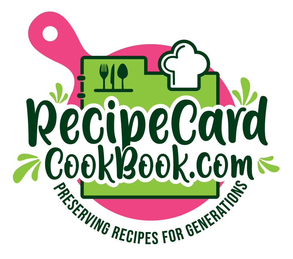 RecipeCardCookbook.com image