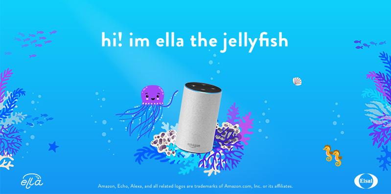 Ella the Jellyfish