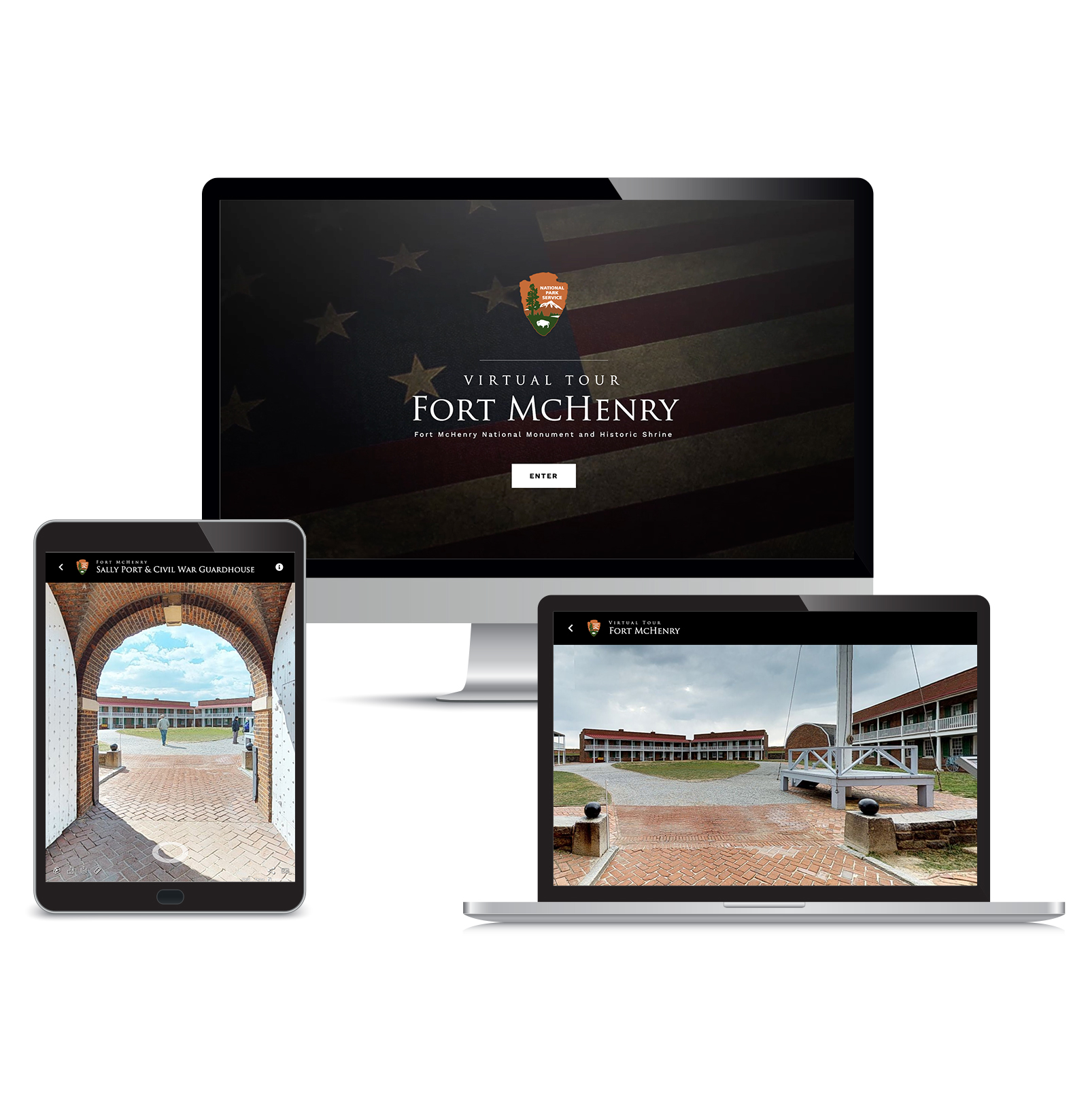 Fort McHenry Virtual Tour image