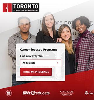 Toronto School of Management image