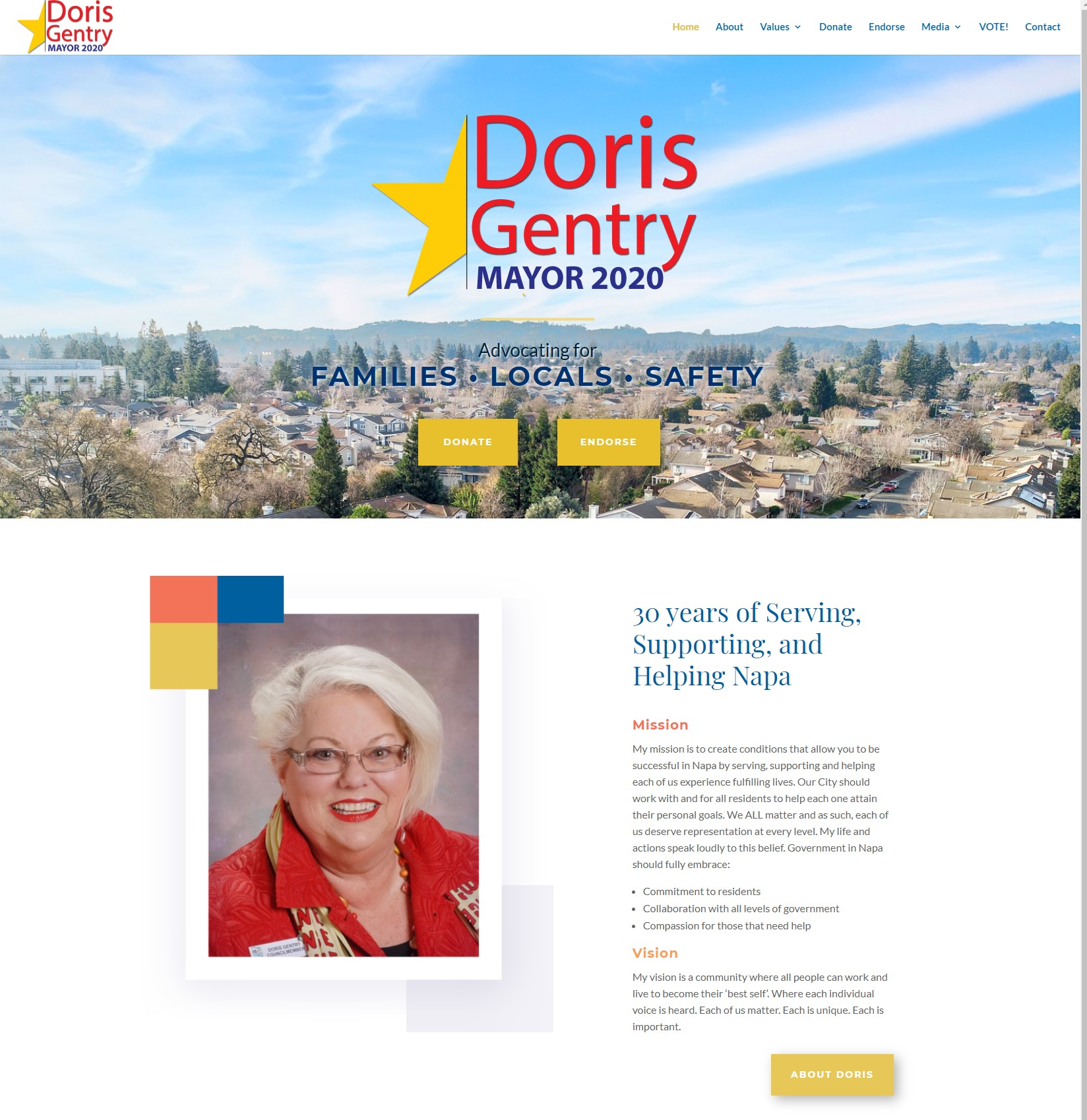 Doris Gentry
