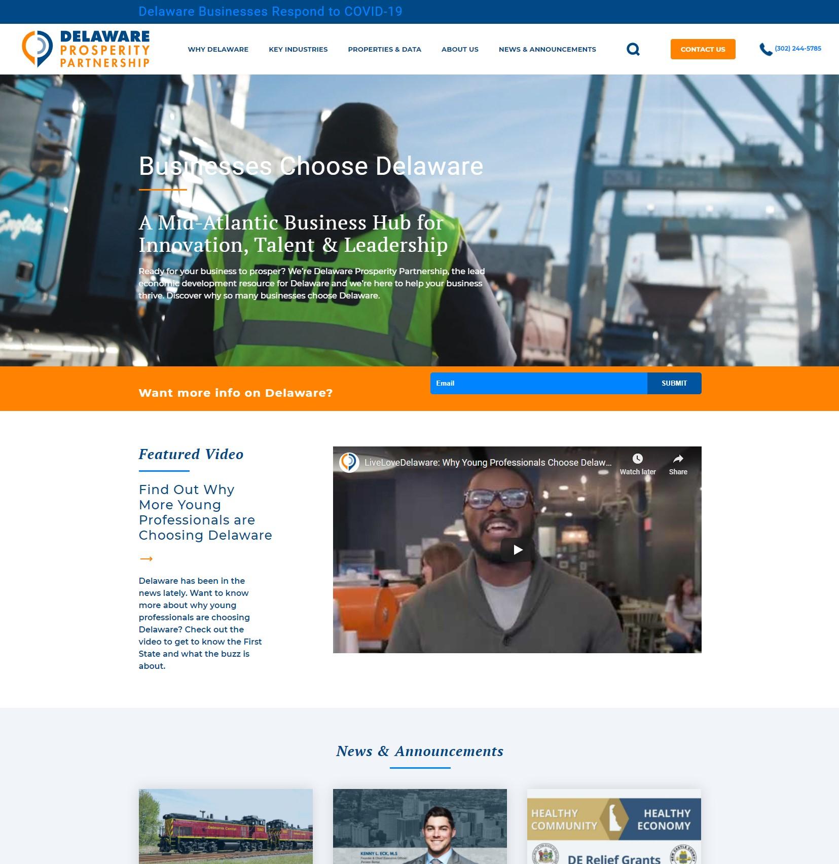 Delaware Prosperity Partnership image