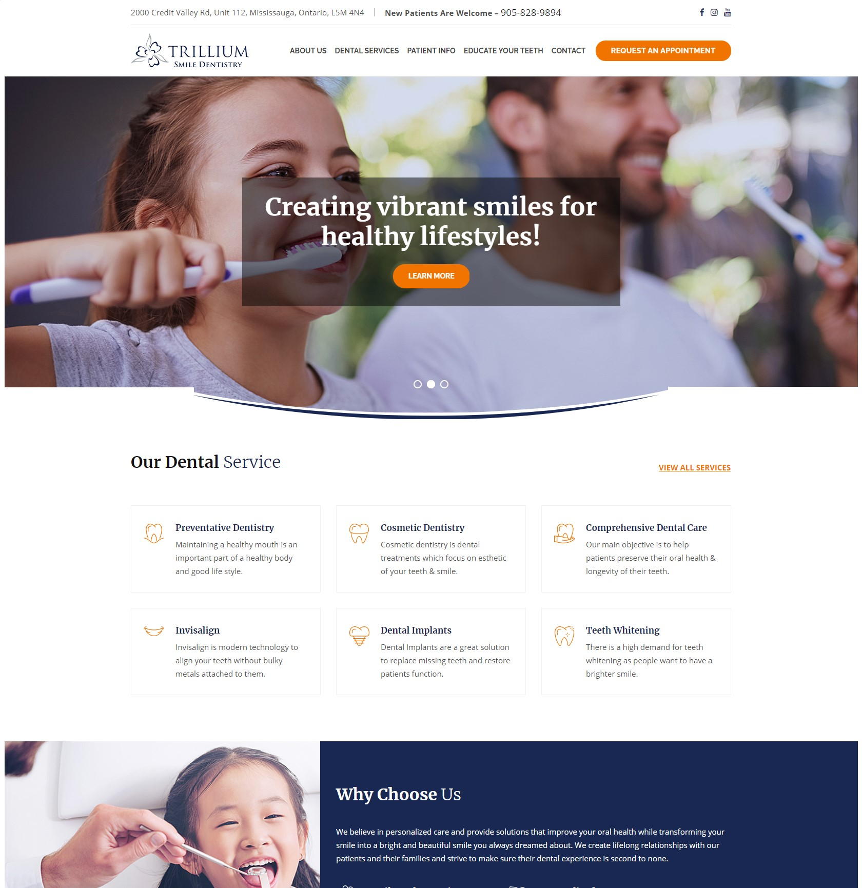 Trillium Smile Dentistry image