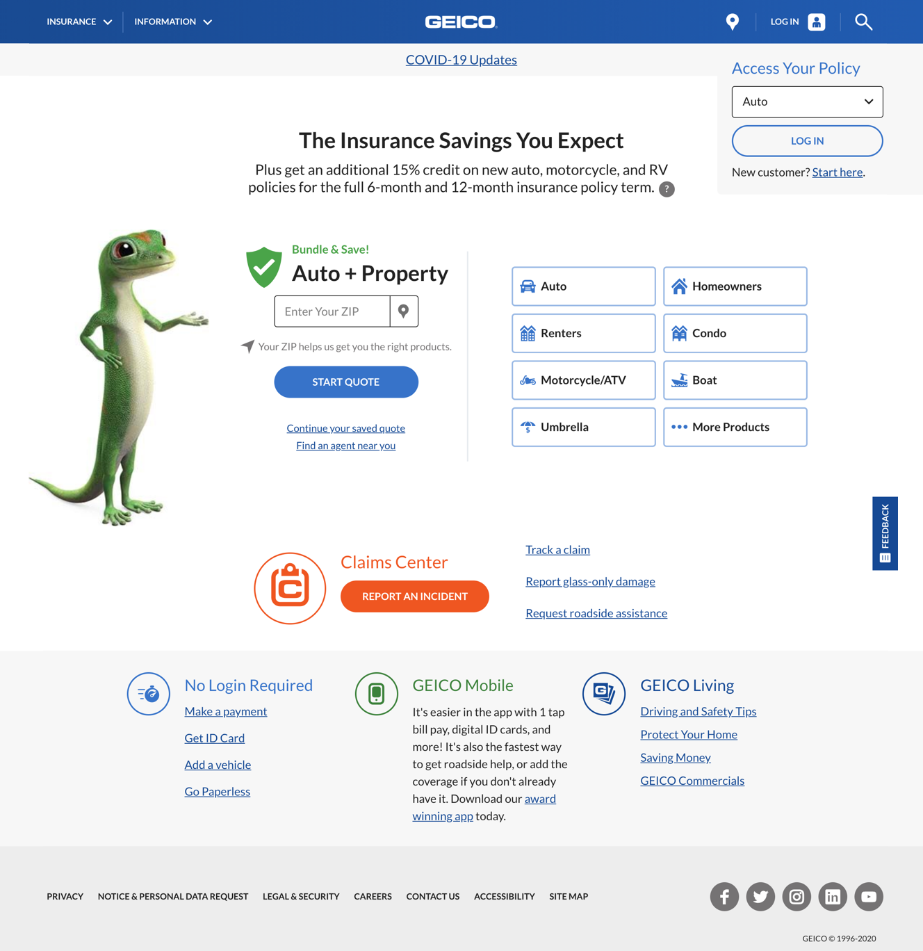 GEICO: More than just car insurance image