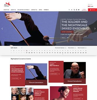 Hong Kong Philharmonic Orchestra image