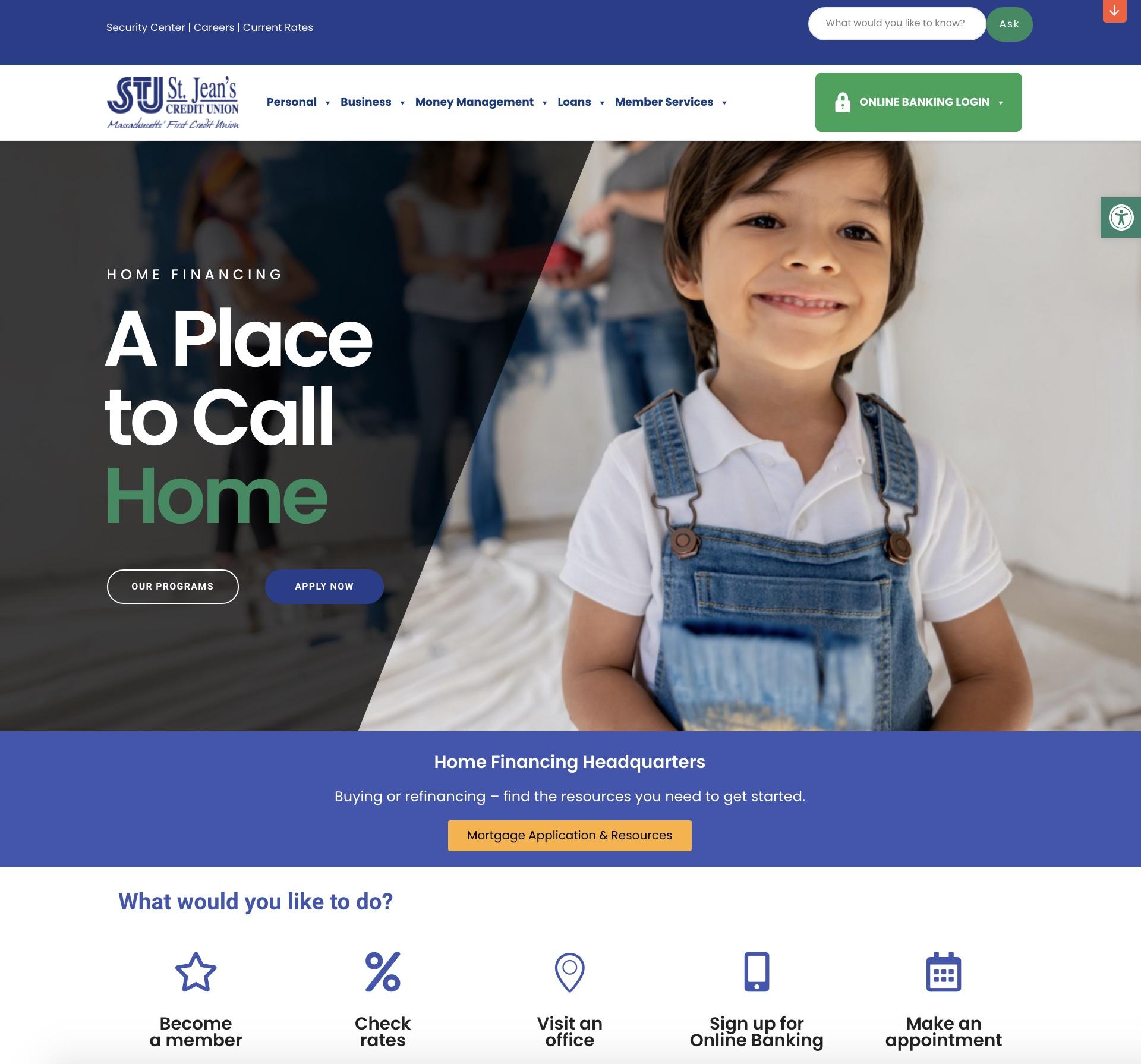 St. Jean's Credit Union