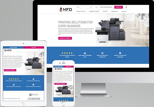 MFD Business Solutions image