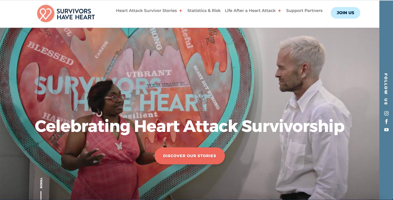 Survivors Have Heart