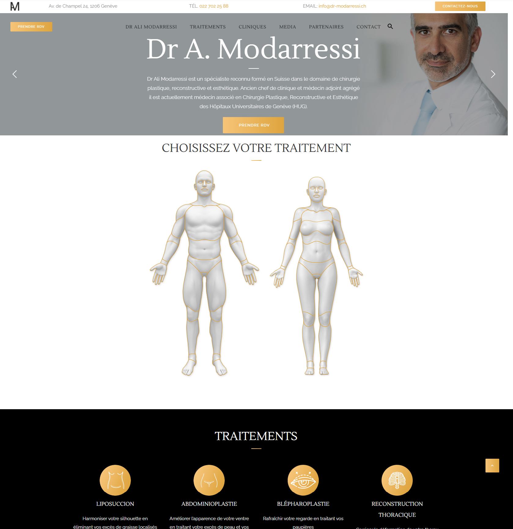 Dr Ali Modarressi image
