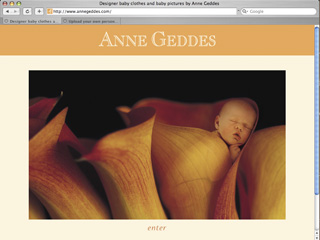 The Official Anne Geddes Website image
