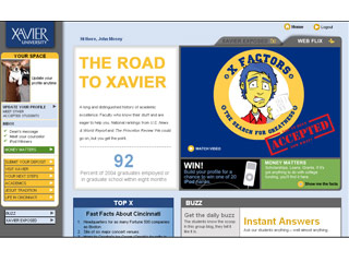 The Road to Xavier image
