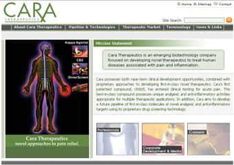 Cara Therapeutics image
