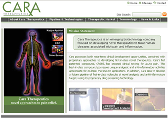 Cara Therapeutics image