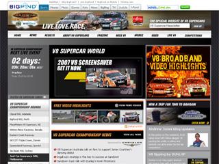 Official Bigpond V8 Supercars Australia image